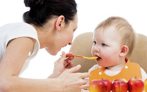 thực phẩm nên ăn khi trẻ bị tay chân miệng