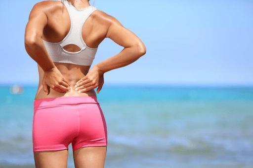 Co thát cơ gây nên đau thắt lưng vùng dưới
