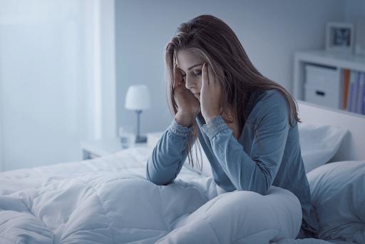 Thiếu ngủ gây đau nhức toàn thân