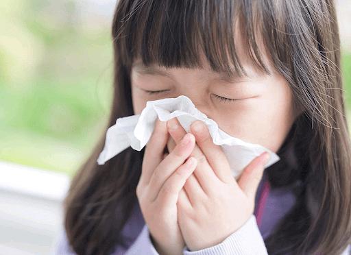 Trẻ em dễ mắc bệnh cảm và thời gian bị bệnh thường kéo dài hơn ở người lớn.