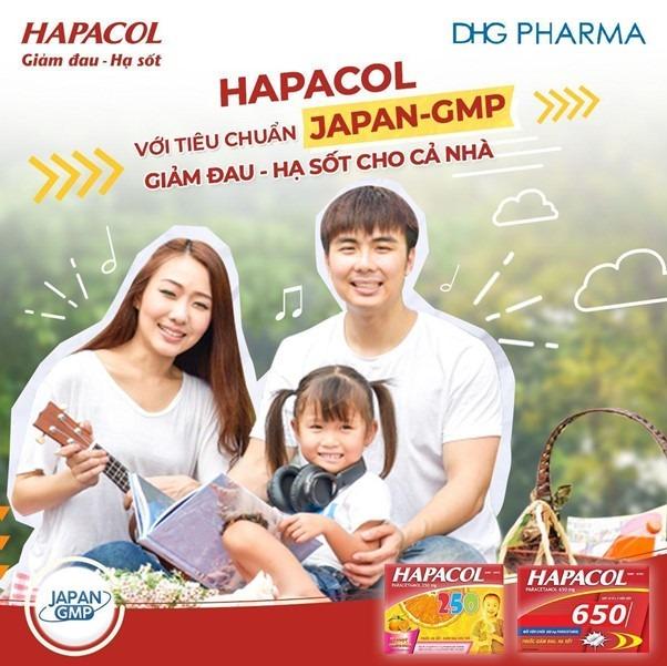 Hapacol mang lại giải pháp bảo vệ sức khỏe toàn diện cho cả gia đình