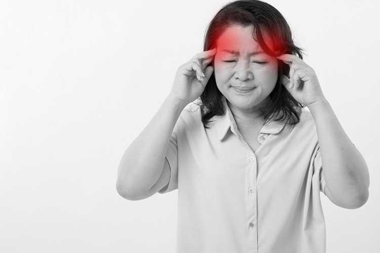 Phân loại các cơn đau đầu
