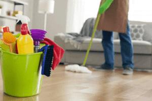 Đảm bảo vệ sinh nhà thoáng mát, sạch sẽ
