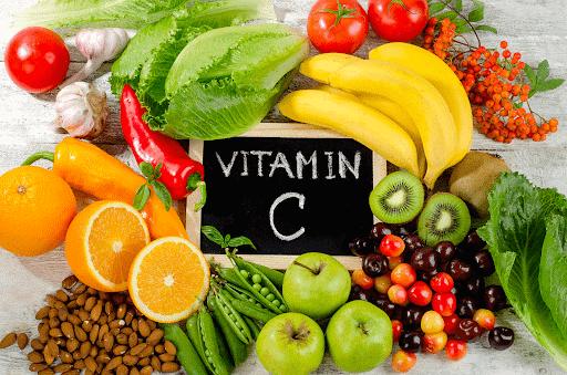Bị cảm cúm nên ăn rau xanh và thực phẩm chứa vitamin C