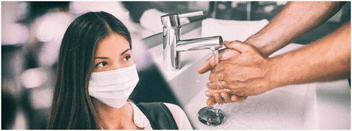 Đeo khẩu trang để hạn chế lây lan bệnh về đường hô hấp